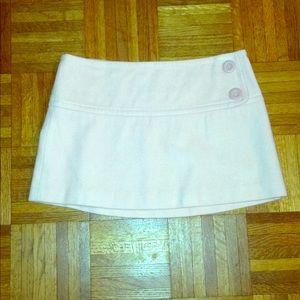 Forever 21 pink wool miniskirt